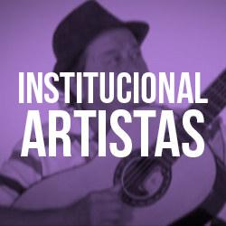Institucional Artistas