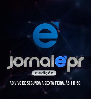 Jornal eParaná 1ª edição