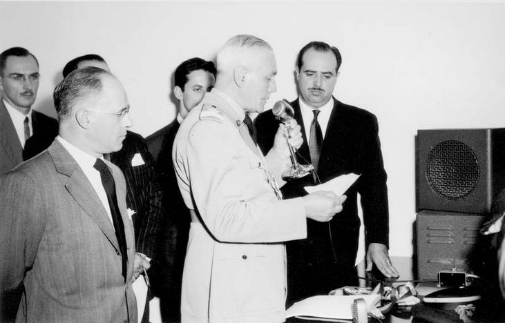 22/10/1953 foto historia da radio