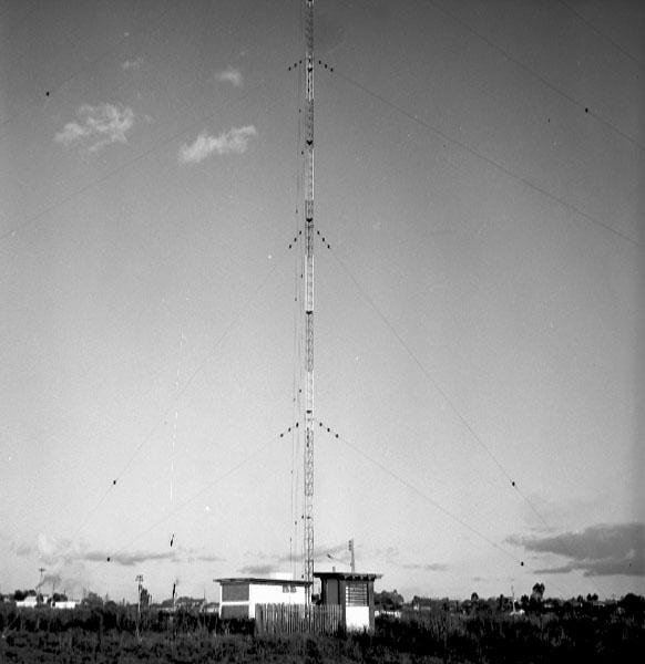 Inauguração Rádio Estadual
