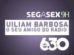 Uiliam Barbosa,o seu amigo da Rádio