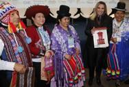 A governadora Cida Borghetti participa da abertura do 13º Festival das Cataratas